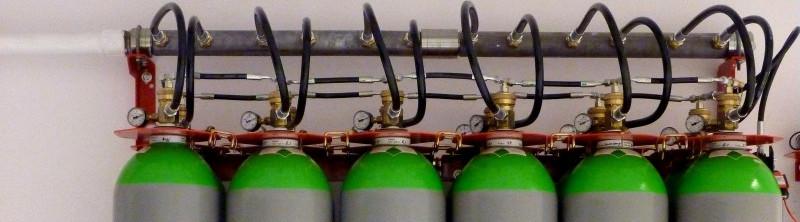 system gaszenia gazem neutralnym