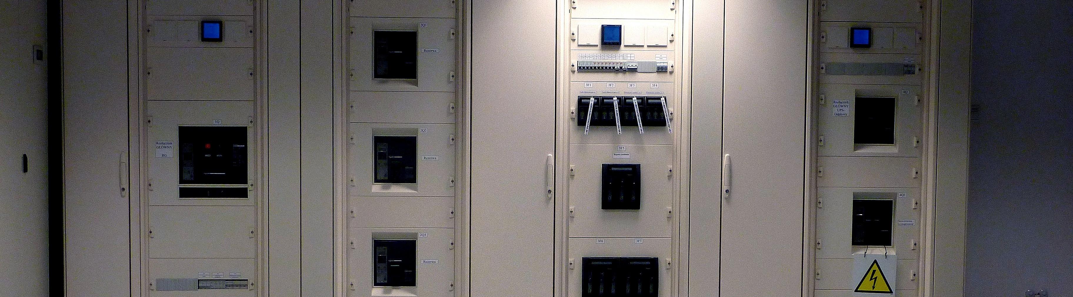 rozdzielnia pradu 1 MW